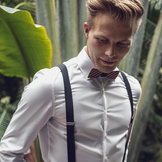 BeWooden - The perfect groom
