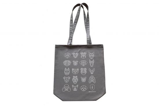 BeWooden - Dog's Fabric Handbag
