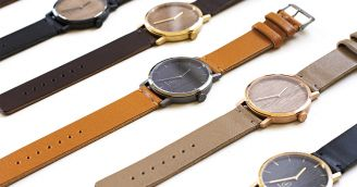 It is time: The BeWooden watches