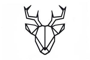 Deer Siluette