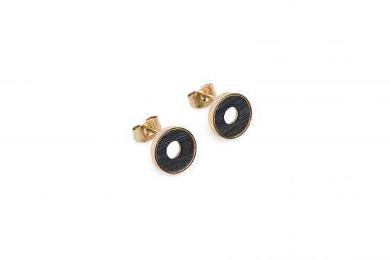 Lux Earrings Circle