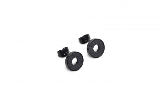 Nox Earrings Circle
