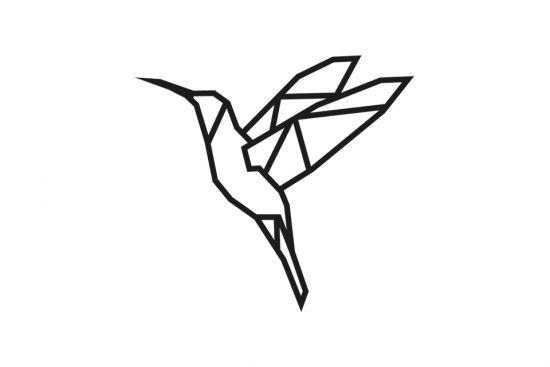 Hummingbird Siluette