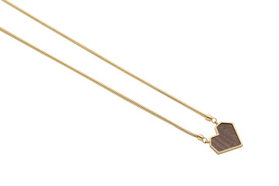 Aurum Necklace Heart